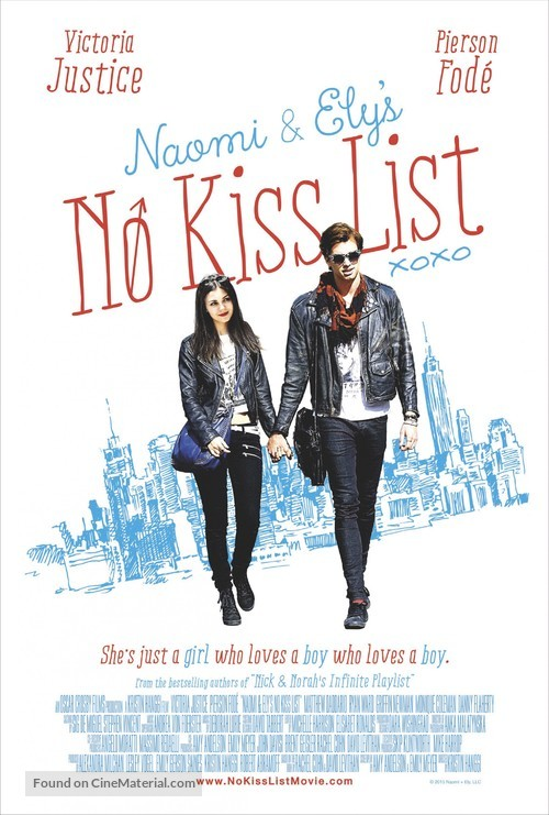 Naomi and Ely's No Kiss List - Movie Poster