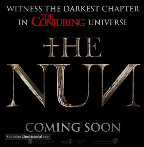 The Nun - Logo