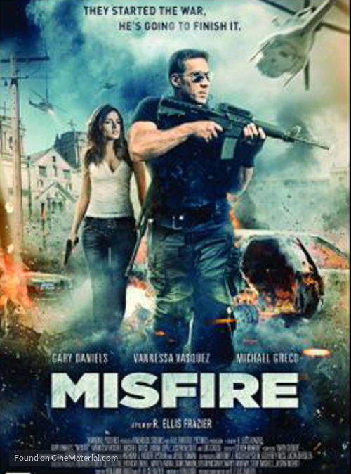 Misfire - Movie Poster