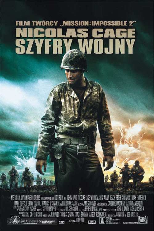 Windtalkers - Polish Movie Poster