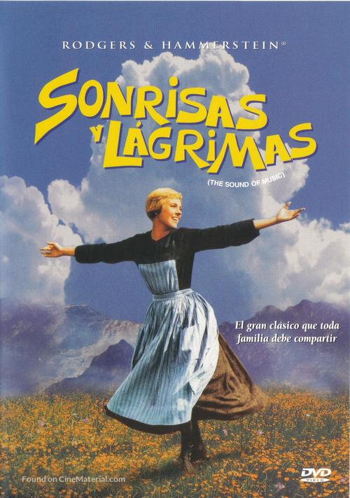 The Sound of Music - Spanish Movie Cover