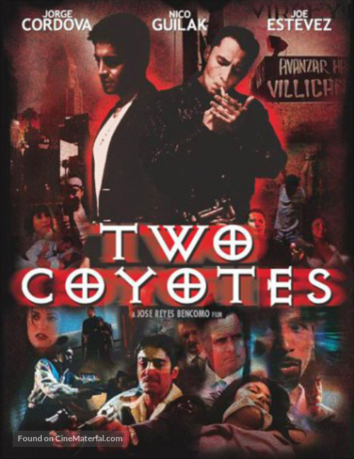 Two Coyotes - Movie Cover