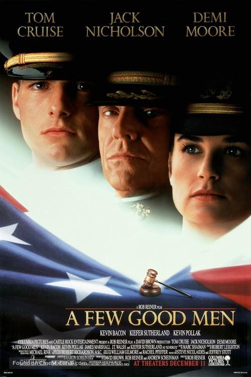 A Few Good Men - Movie Poster