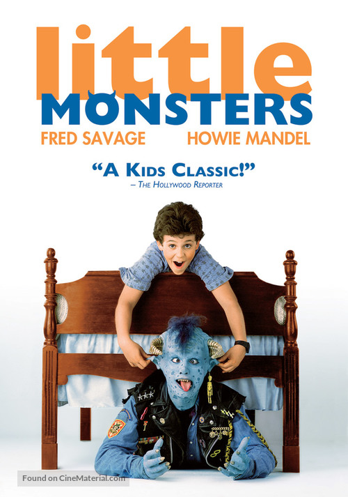 Little Monsters - DVD movie cover