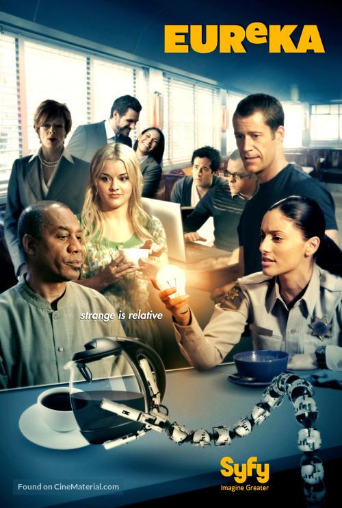 """Eureka"" - Movie Poster"