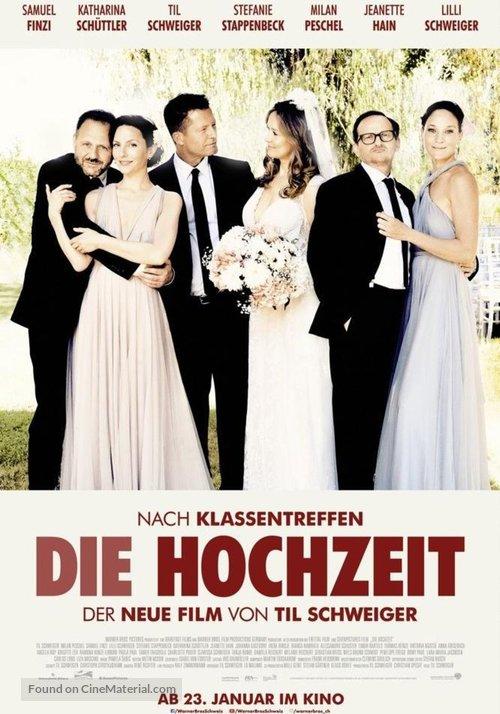Die Hochzeit - Swiss Movie Poster