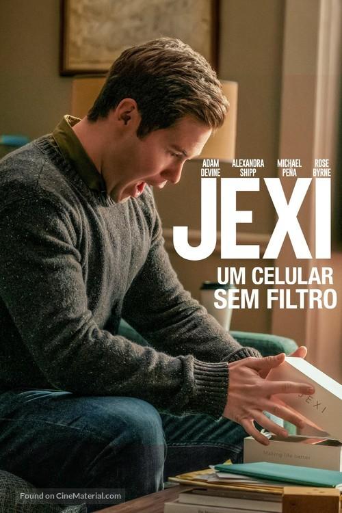 Jexi - Brazilian Movie Poster