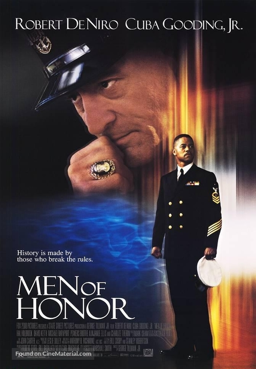 Men Of Honor - Movie Poster