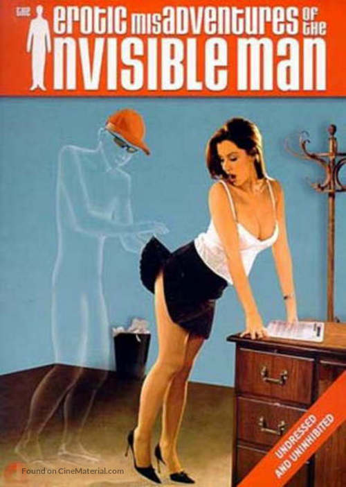Erotic misadventure of the invisible man happens. Let's