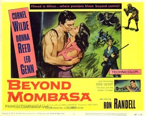 Beyond Mombasa - poster