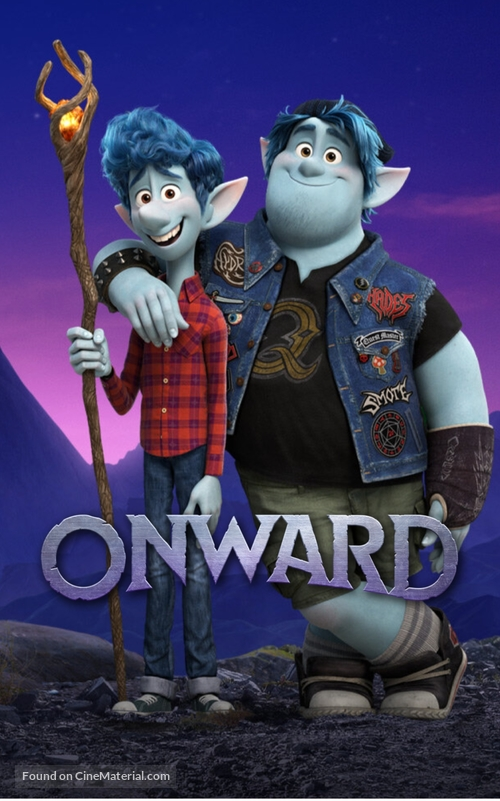 Onward - Video on demand movie cover