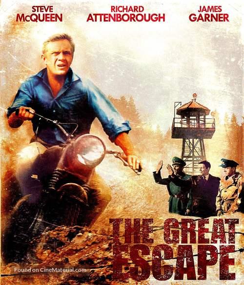The Great Escape - Movie Cover