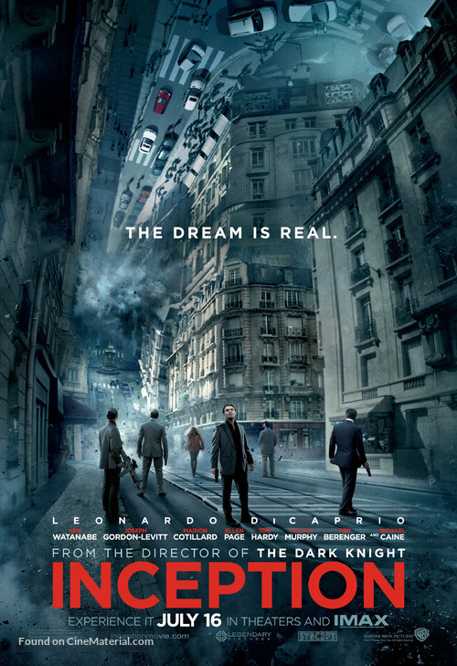 Inception - Movie Poster