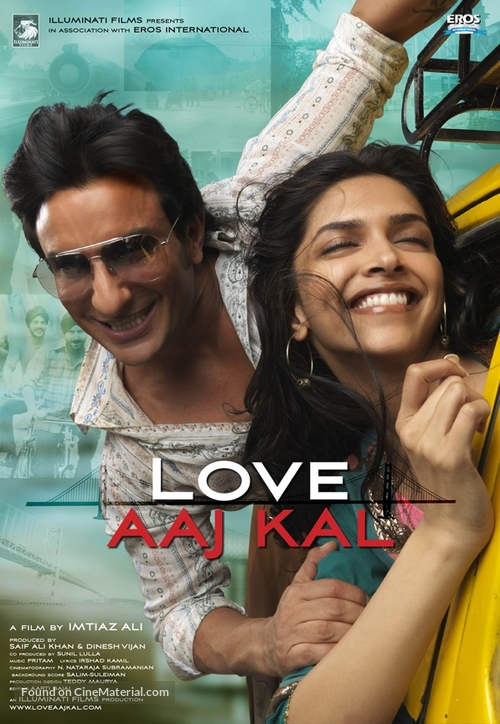 Love Aaj Kal - 2009 - Free Movie Torrent Downloads