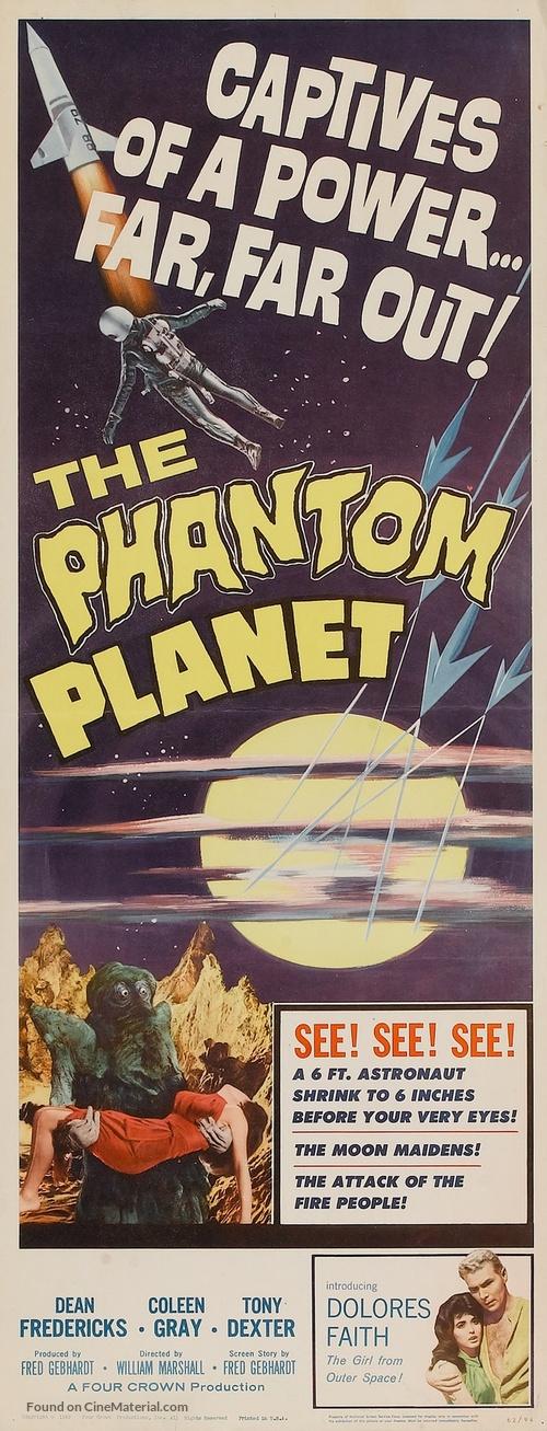 The Phantom Planet - Movie Poster