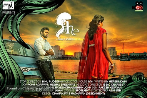 She - Indian Movie Poster