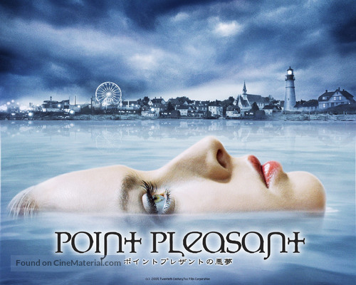 """""""Point Pleasant"""" - Movie Poster"""