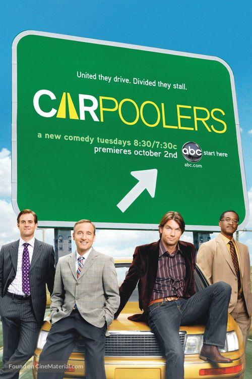 """""""Carpoolers"""" - poster"""