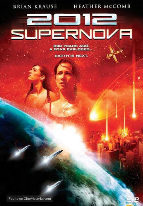 2012: Supernova - Movie Cover