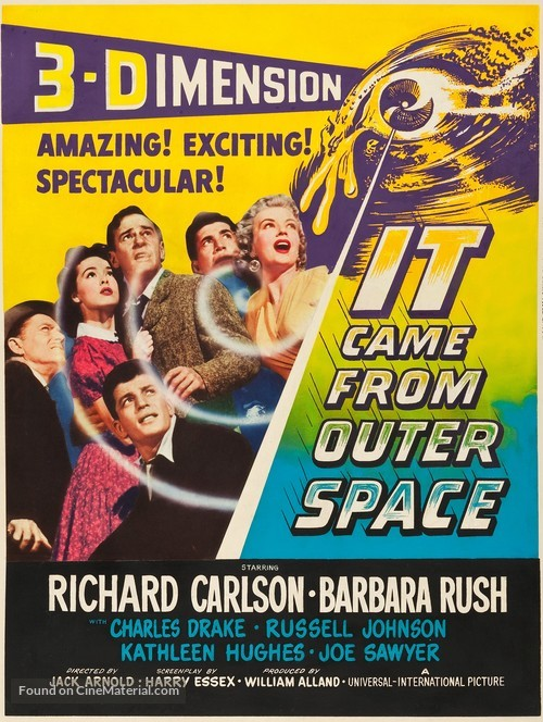 It Came from Outer Space - Movie Poster