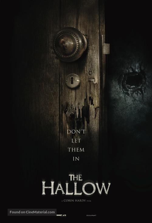 The Hallow - British Movie Poster