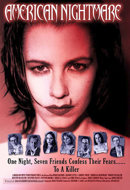 American Nightmare - Movie Poster
