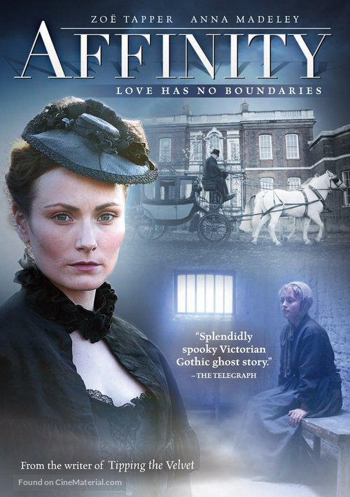 Affinity - DVD movie cover