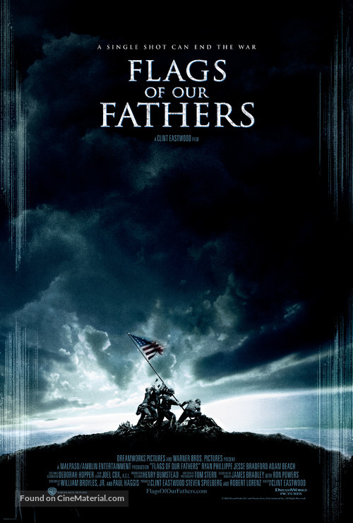 Flags of Our Fathers - Movie Poster