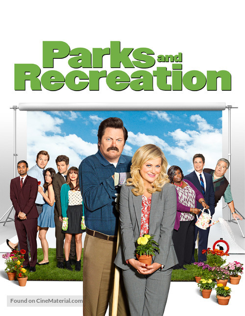 """""""Parks and Recreation"""" - Movie Cover"""