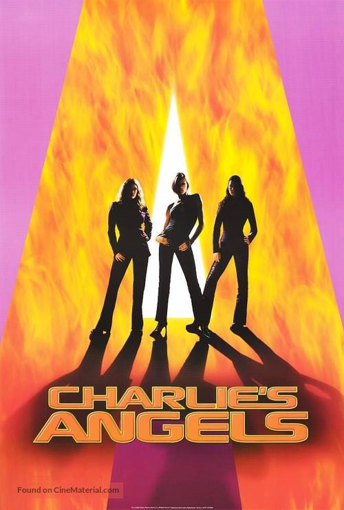 Charlie's Angels - poster