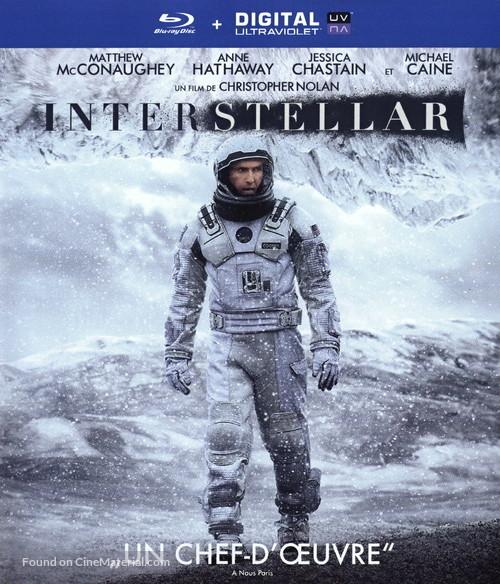 Interstellar - French Movie Cover