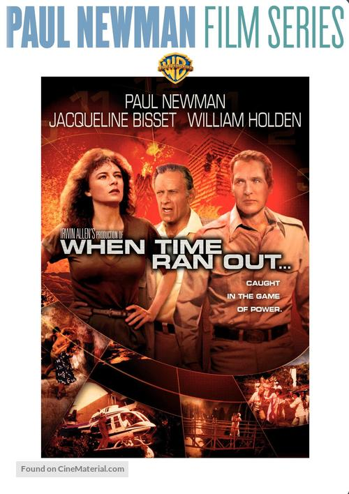 When Time Ran Out... - Movie Cover