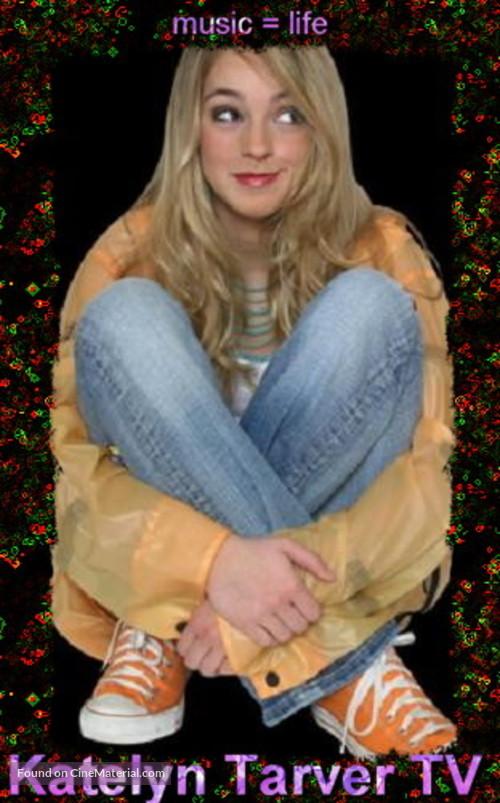 """""""Katelyn Tarver TV"""" - Movie Poster"""