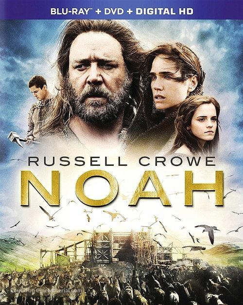 Noah 2014 Movie Cover