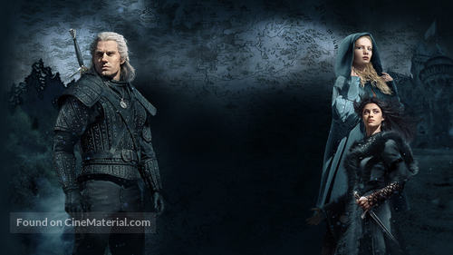 """The Witcher"" - Key art"