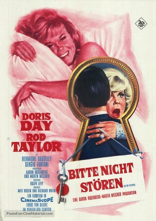 Do Not Disturb - German Movie Poster
