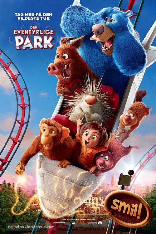 Wonder Park - Danish Movie Poster
