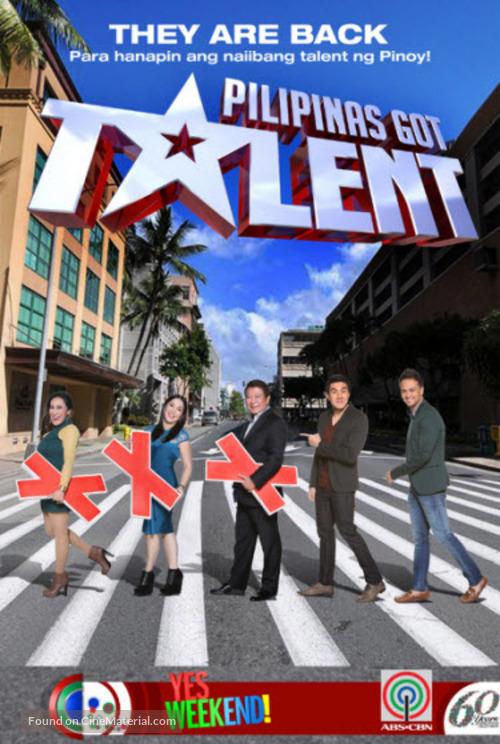 """""""Pilipinas Got Talent"""" - Philippine Movie Poster"""