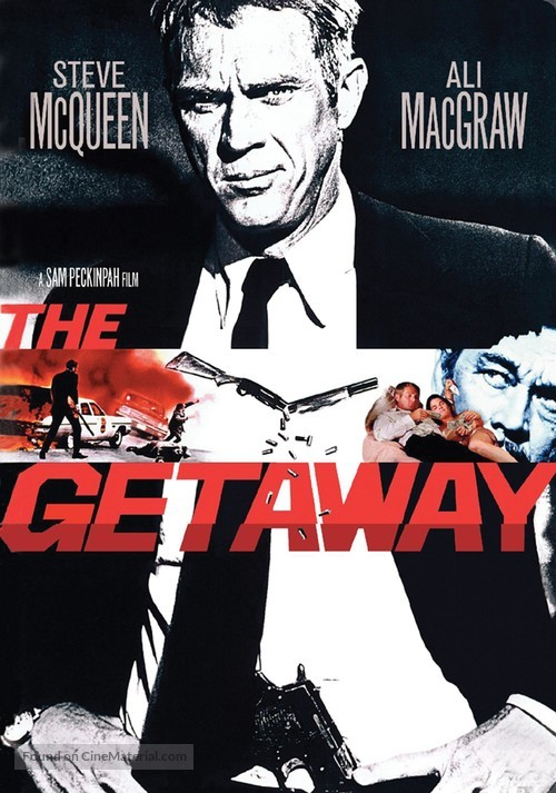 The Getaway - Movie Cover