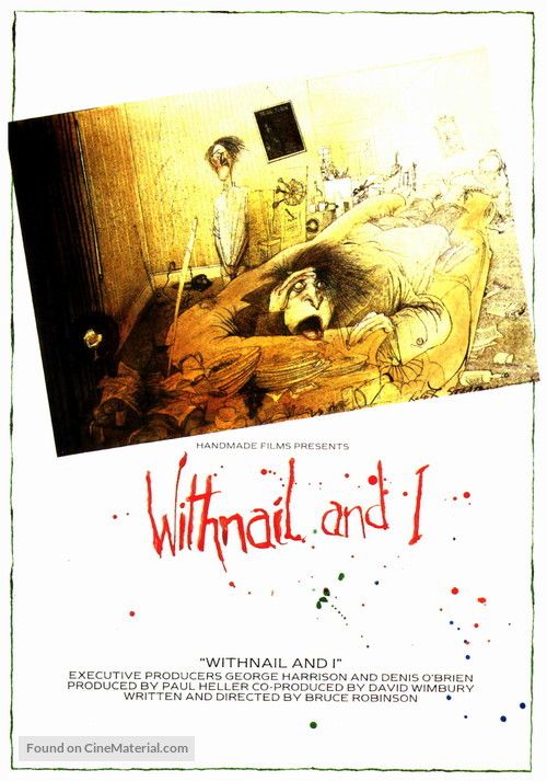 Withnail & I - British Movie Poster