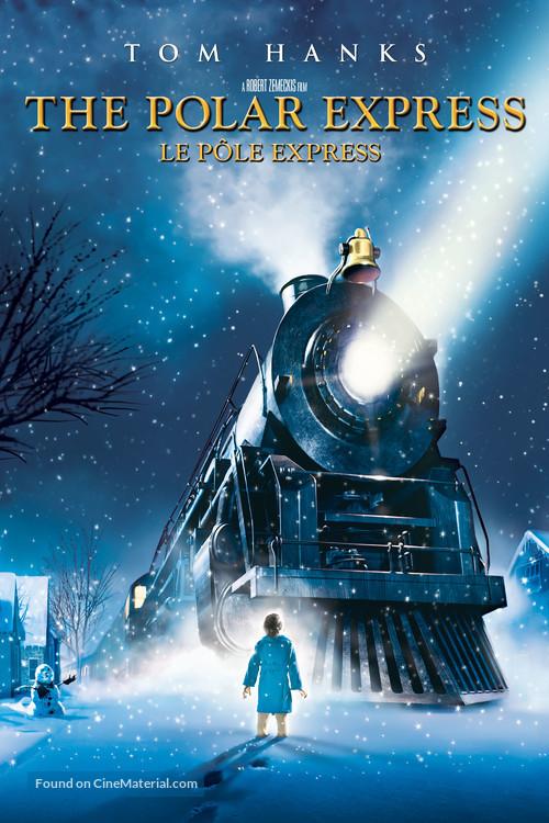 The Polar Express - Belgian Movie Cover
