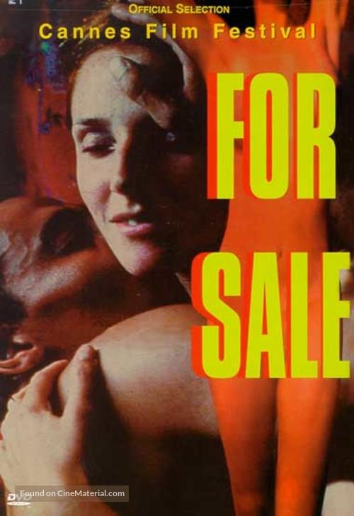 À vendre - DVD movie cover
