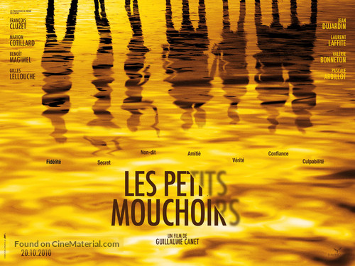 Les petits mouchoirs - French Movie Poster