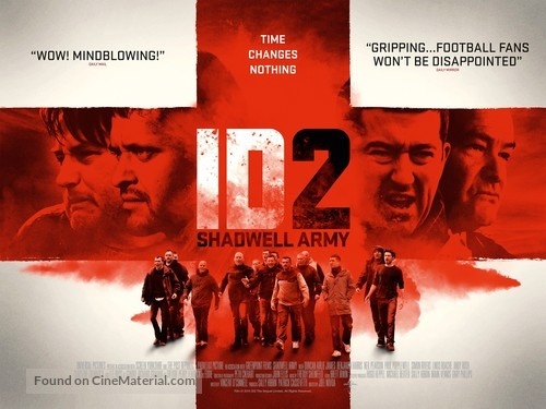 ID2: Shadwell Army - British Movie Poster
