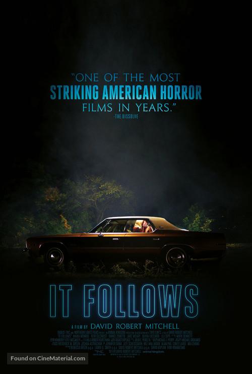 It Follows - Movie Poster