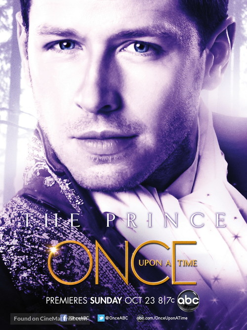 """""""Once Upon a Time"""" - Movie Poster"""