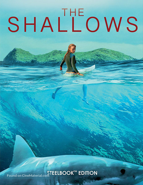 The Shallows - Movie Cover