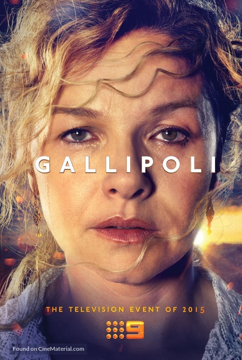 """""""Gallipoli"""" - Australian Movie Poster"""