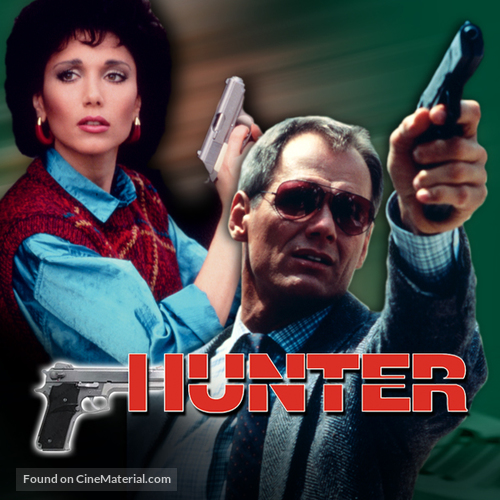 """Hunter"" - Movie Cover"