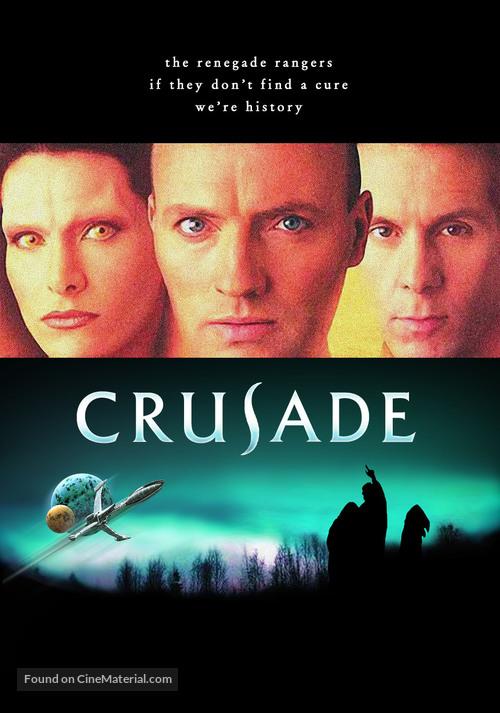 """""""Crusade"""" - Movie Cover"""